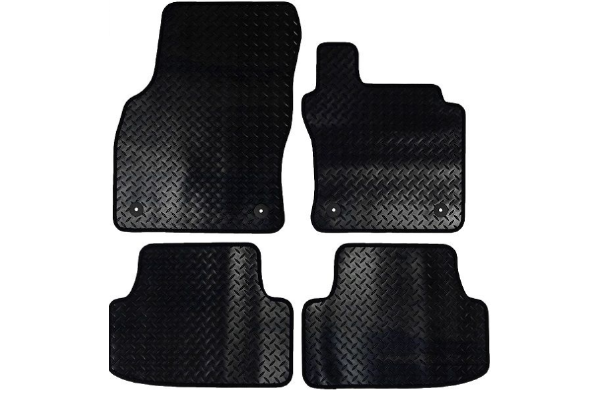 Jaguar XF Interior Rubber Mats (2008-2015)